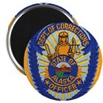 Alaska Corrections Magnet