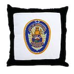 Alaska Corrections Throw Pillow