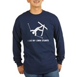 Snow Ski, Skiing Stunts  T