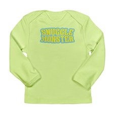 snuggle monster Long Sleeve T-Shirt