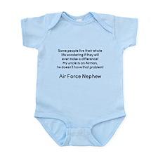 AF Nephew Uncle No Prob Body Suit