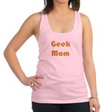 Geek Mom Racerback Tank Top
