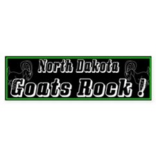 North Dakota Goats Rock