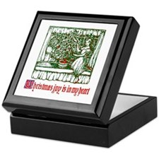 Joyous Christmas Keepsake Box