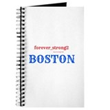 Boston Forever Strong Journal