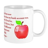 Teacher Mug Gift with Quote by Forest Whitcraft