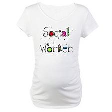 social worker PILLOW Shirt