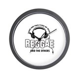 Reggae lover designs Wall Clock