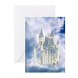 Fairytale Castle Greeting Cards (Pk of 20)