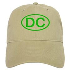 DC Oval - Washington DC Baseball Cap