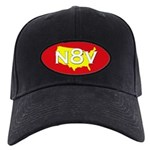 N8V Native American Black Cap