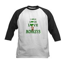 Love Love Monkeys Tee