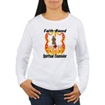 Spiritual Counselor Women's Long Sleeve T-Shirt