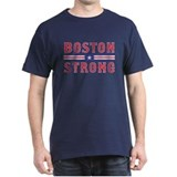 Boston Strong rugged T-Shirt