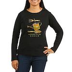 Garden Tools Women's Long Sleeve Dark T-Shirt