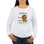 Garden Tools Women's Long Sleeve T-Shirt