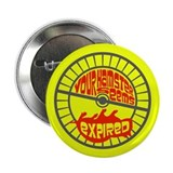 "Hamster Wheel Expired Dead 2.25"" Button"