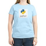 python-icon-stacked.jpg T-Shirt