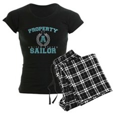 Property of a U.S. Sailor Pajamas