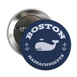 "Boston Whale Excursions 2.25"" Button (100 pack)"