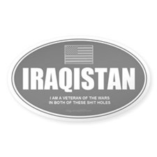 Iraqistan - Been There, Done That - Decal