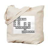 R COHEN 2 SCRABBLE-STYLE Tote Bag