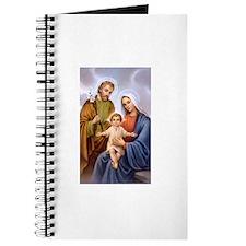 Jesus, Mary and Joseph Journal