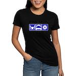 wanna_get_lucky.png Jr. Football T-Shirt