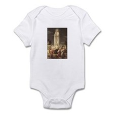 Our Lady of Fatima Infant Bodysuit