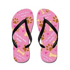 Eskimo Mom Gift Flip Flops