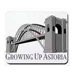 Growing Up Astoria Hellgate Mousepad