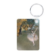 he stage, c.1876 77 @pastel on paperA - Keychains