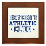 Brycen Framed Tile