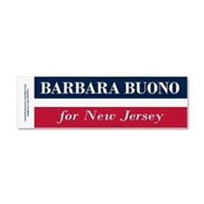 Barbara Buono for NJ Car Magnet 10 x 3