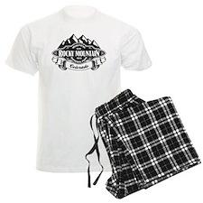 Rocky Mountain Mountain Emblem Pajamas