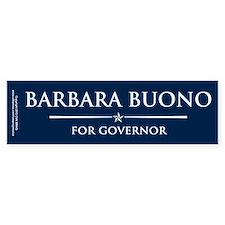 Vote Barbara Buono Bumper Sticker