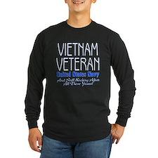 Navy Vietnam Vet Still kickin T