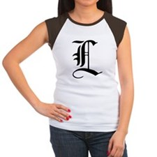 Gothic Initial L Tee