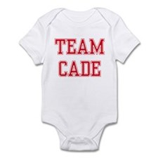 TEAM CADE  Infant Bodysuit