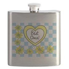 Best Oma Yellow Flask