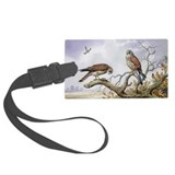 Pair of Kestrels @w/cA - Luggage Tag