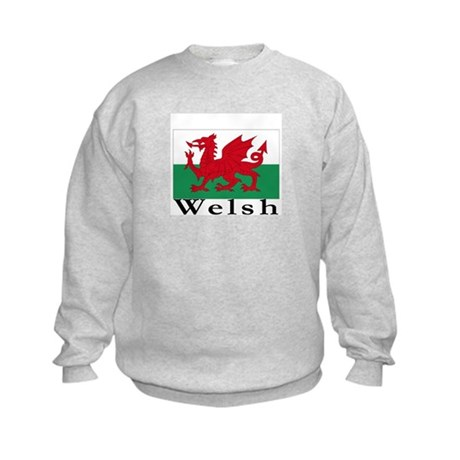 Wales Kids Sweatshirt