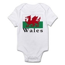 Wales Infant Bodysuit