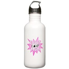 Coach Mom Pink Water Bottle