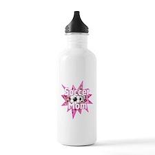 Soccer Coach Mom Water Bottle