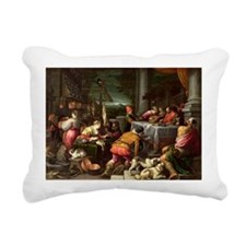 us, 1590-95 - Rectangular Canvas Pillow