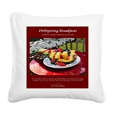 INNspirational Square Canvas Pillow