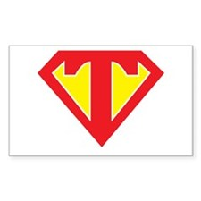 Super T Decal