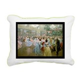 urg, 1900 @w/cA - Rectangular Canvas Pillow