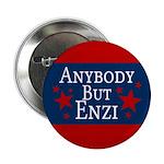 Anybody But Enzi Political Button